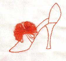 Sketchy Shoe
