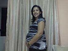 Lilian aos 4,5 meses