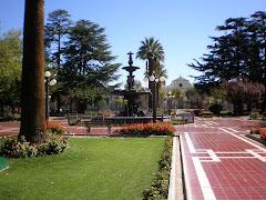 Plaza de Maipú