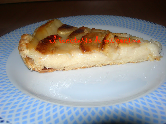 tarta de manzana de carlos valencia