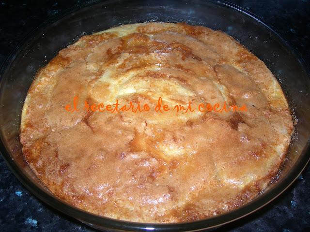 Torta de manzana Hna Bernarda
