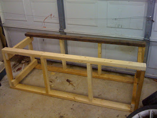 completed framework
