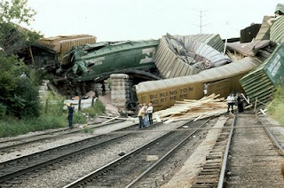 train wreck