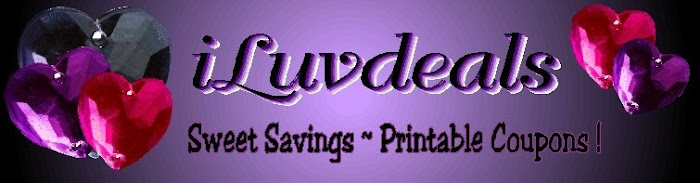 iluvdeals Printable Coupons