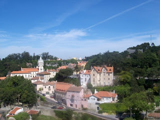 Sintra countryside