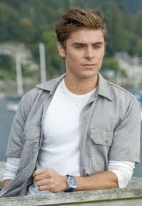 Zac Efron has the lead role in the movie Charlie St Cloud.