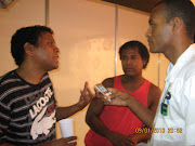Entrevistando Chiko Queiroga e Antônio Rogério