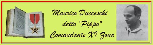 """MANRICO """"PIPPO"""" DUCCESCHI"""