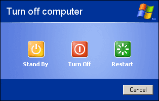 Windows Troubleshoot: Komputer Restart Secara Otomatis Pada Ketika Di Shutdown