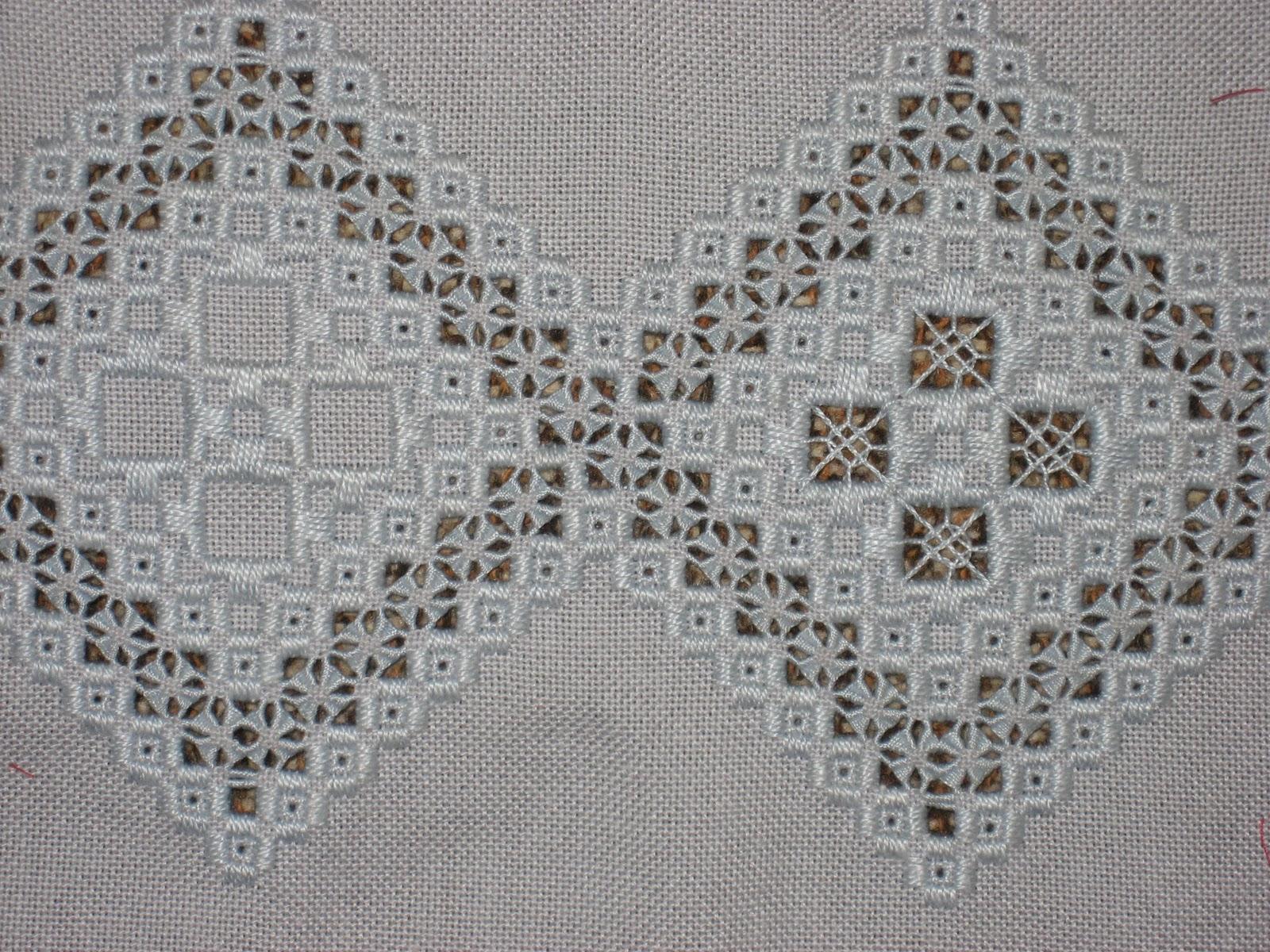 Hardanger Patterns