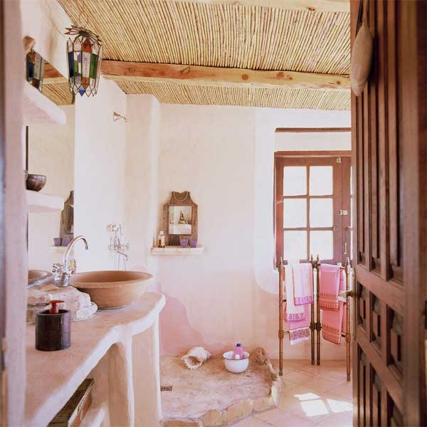 Bohemian style bathroom images amp pictures becuo