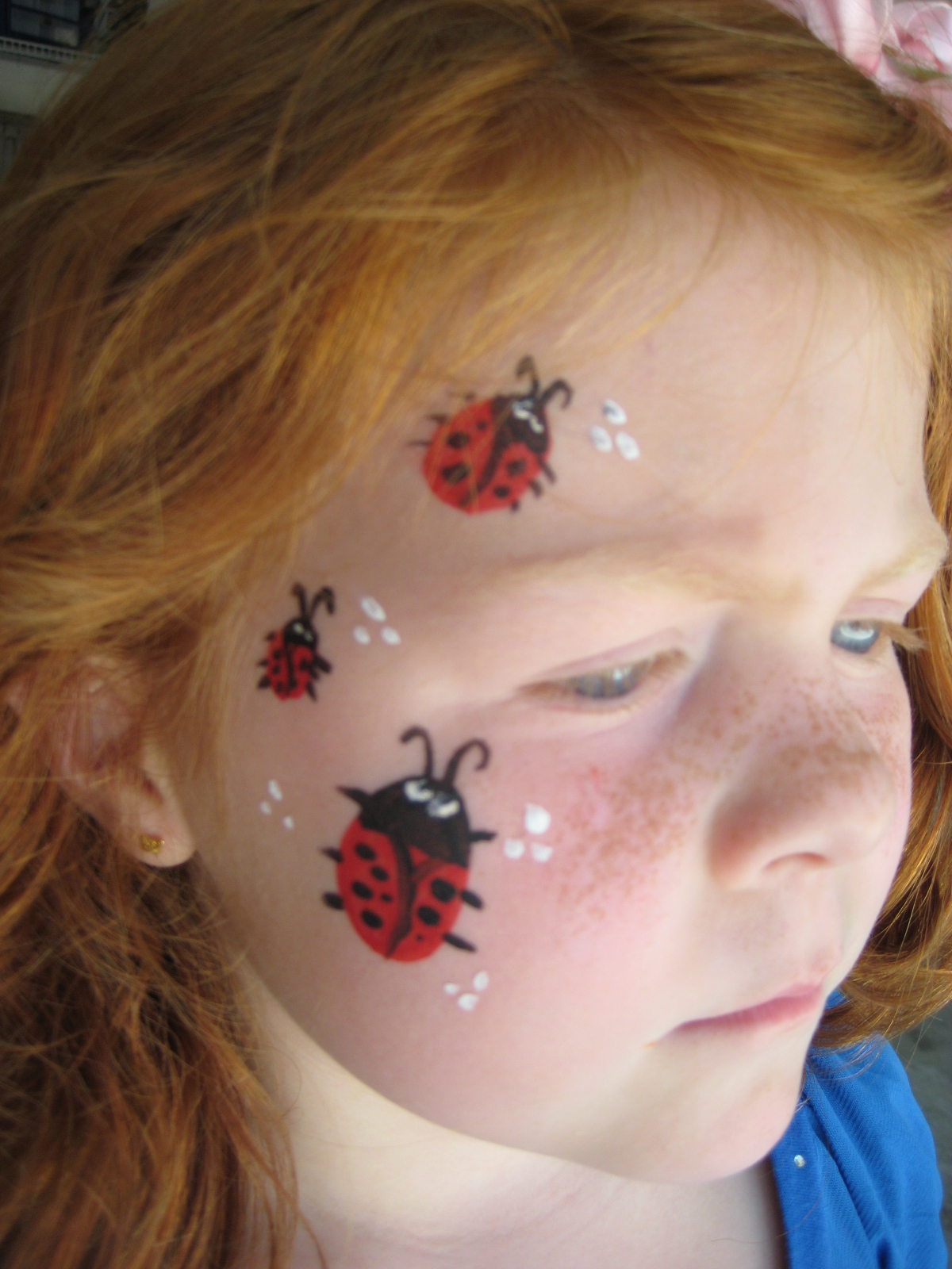 Simple Face Painting Designs For Beginners Pictures to Pin ...