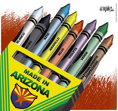Arizona, por Pedro Molina