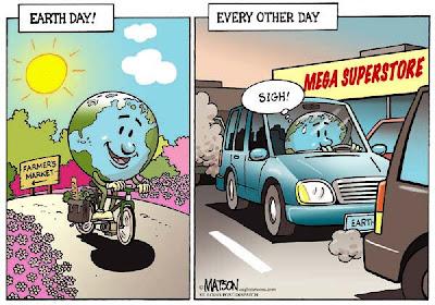 El Día de la Tierra