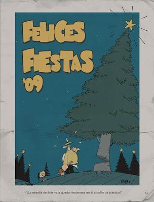 Tarjeta Felicies Fiestas Ed