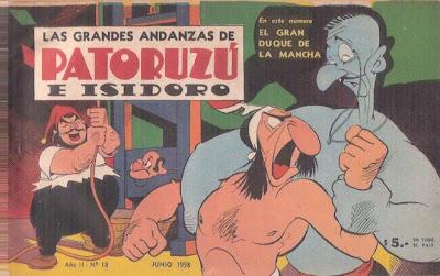 Las Grandes Andanzas de Patoruzú e Isidoro: El Gran Duque de la Mancha