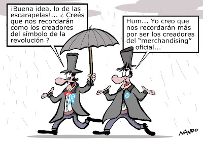 NANDO - Humor por el Bicentenario