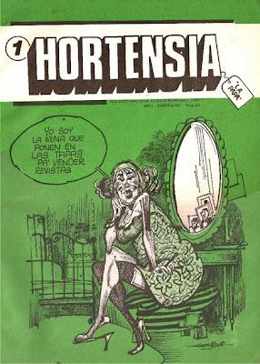 Revista Hortensia número 1