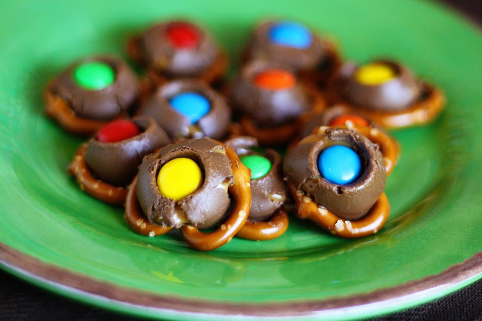 Rolo Pretzel Turtles Recipes — Dishmaps