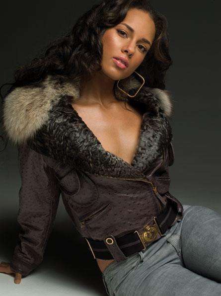 Alicia Keys sexy celeb