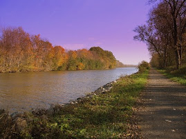 Utica Erie Canal Fall