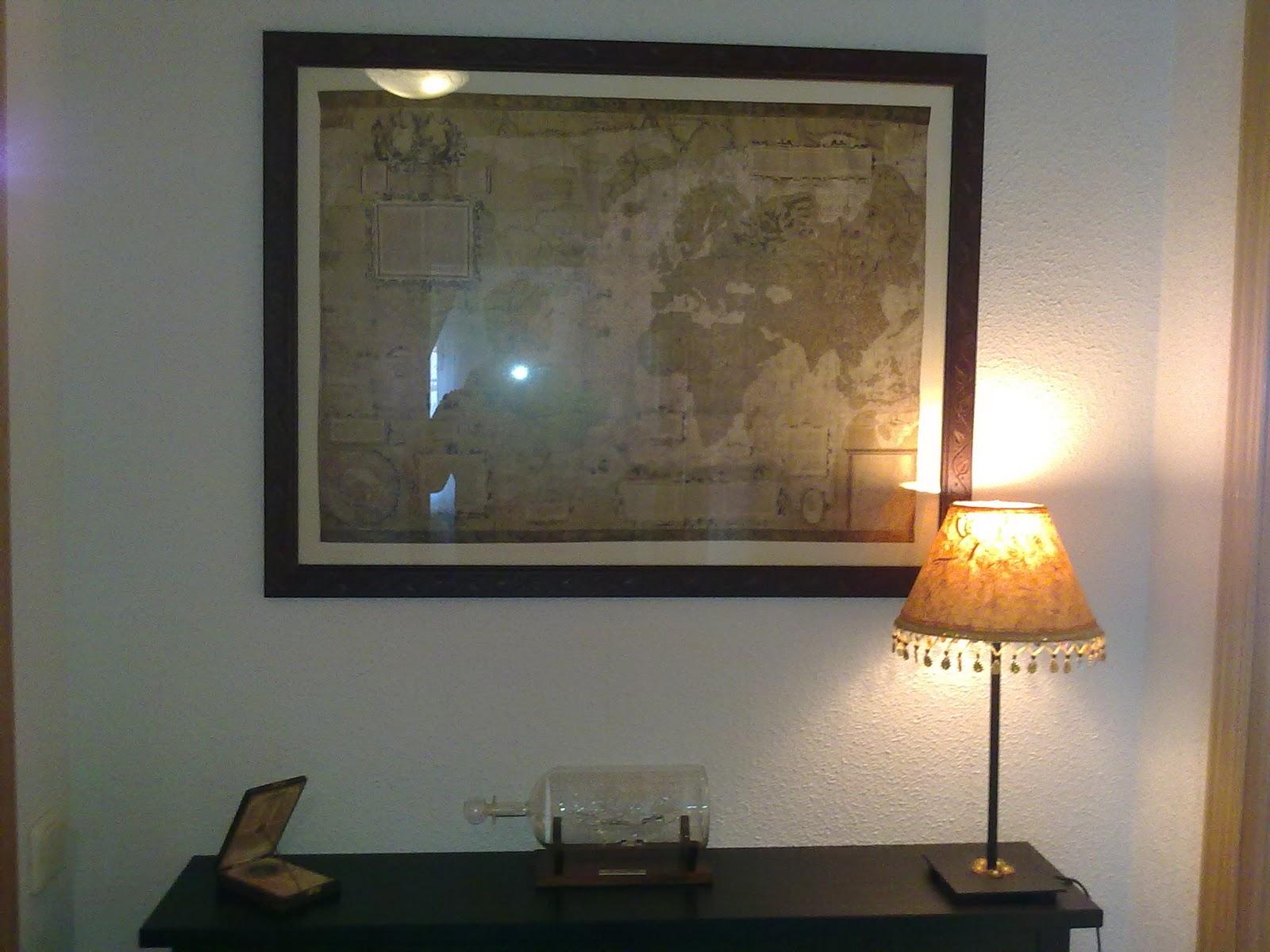 Lamparas y espejos originales lamparas de pedreria - Lamparas para espejos ...