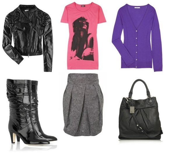 Bu00e1sicos de Invierno Outfit Nu00ba 7 Elegante y joven. | Mucha Moda
