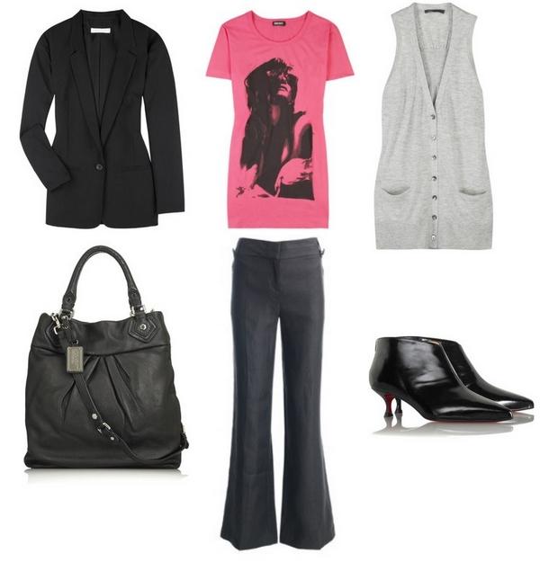 Bu00e1sicos de Invierno Outfit Nu00ba 9 Chaleco. | Mucha Moda
