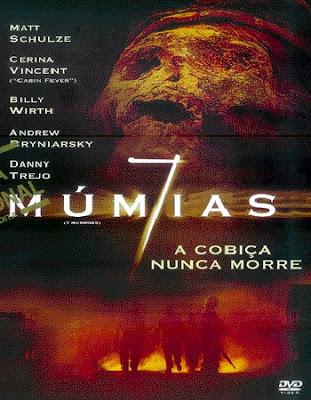 7 Múmias - Dublado
