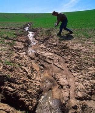 El suelo como recurso natural concepto de erosion tipos - Suelos radiantes por agua ...