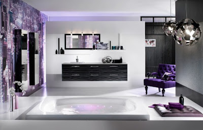 Stylish Bathroom Interior Design