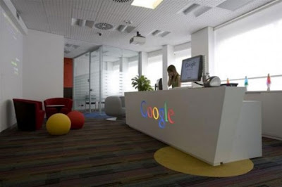 Google Office Interior Design Milan