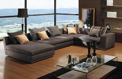 Living Room Design on New Modern Living Room Design
