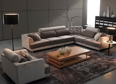 Modern Living Room Contemporary Style