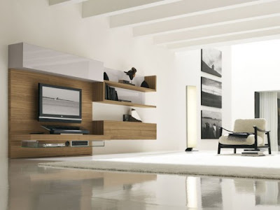 Modern Living Room Design and Decorating
