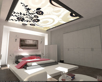 Modern Bedroom Interior Decorating