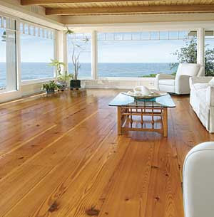 Wooden Floor Design