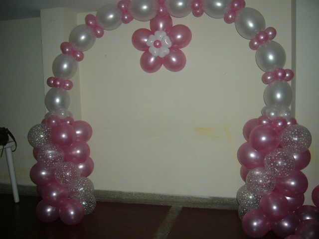 arcos de globos y decoracion 500 x 374 jpeg 138kb arco de globos de