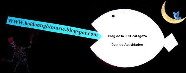 Blog del ¨Dep. de Actividades de la EOIZ, 1