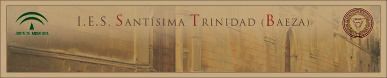 Blog del I.E.S. Santísima Trinidad (Baeza)
