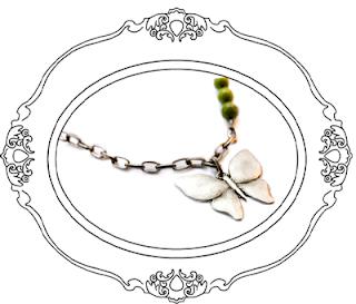 bisuteria edicion limitada collar mariposa
