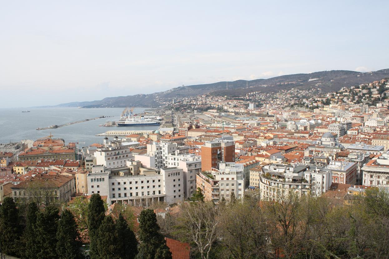 Trieste Italy  city pictures gallery : Living in Sunshine: Trieste, Italy