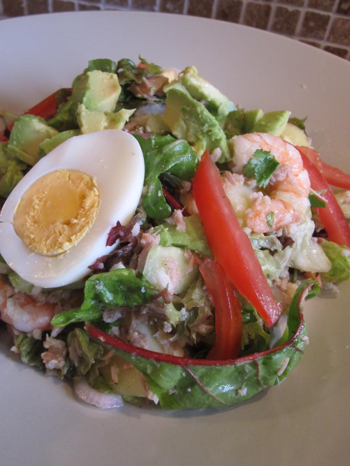 Food Devil: Insalata di Frutti di Mare: Seafood Salad