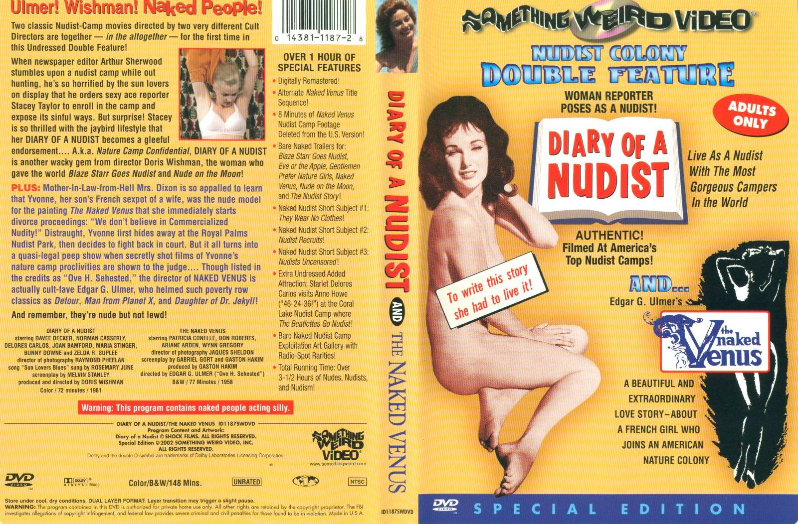 Watch Diary of a Teenage Nudist Free Online - OVGuide