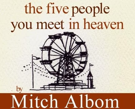 mitch albom seven people you meet in heaven
