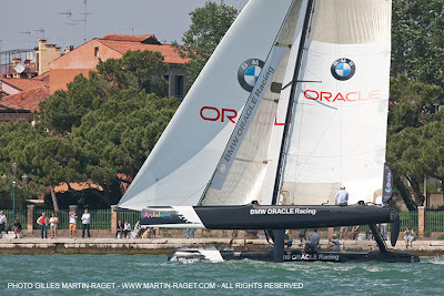 BMW Oracle IShare Cup