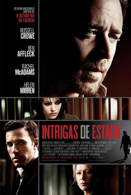 Intrigas de Estado Dublado DVDRIP MKV