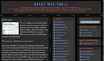 GREAT WEB TOOLS