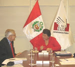 Con Beatriz Merino