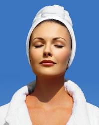 Baño de Manzanilla y Vapor Como Limpieza Facial